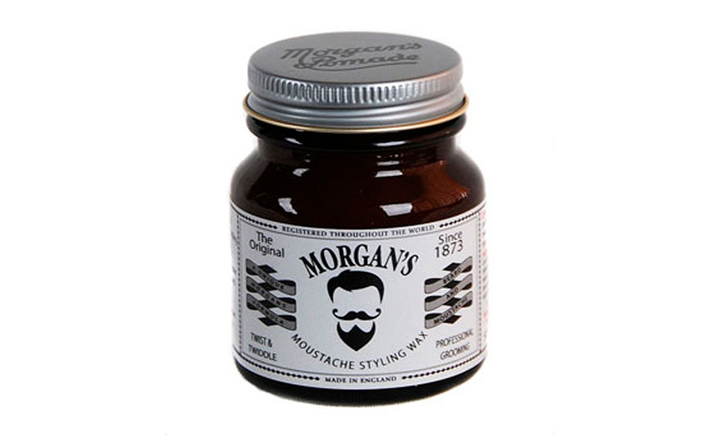 MOUSTACHE STYLING WAX 100g
